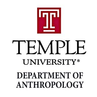 Temple University, Dept. of Anthropology, Philadelphia